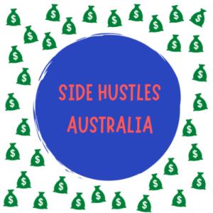 side hustles australia logo
